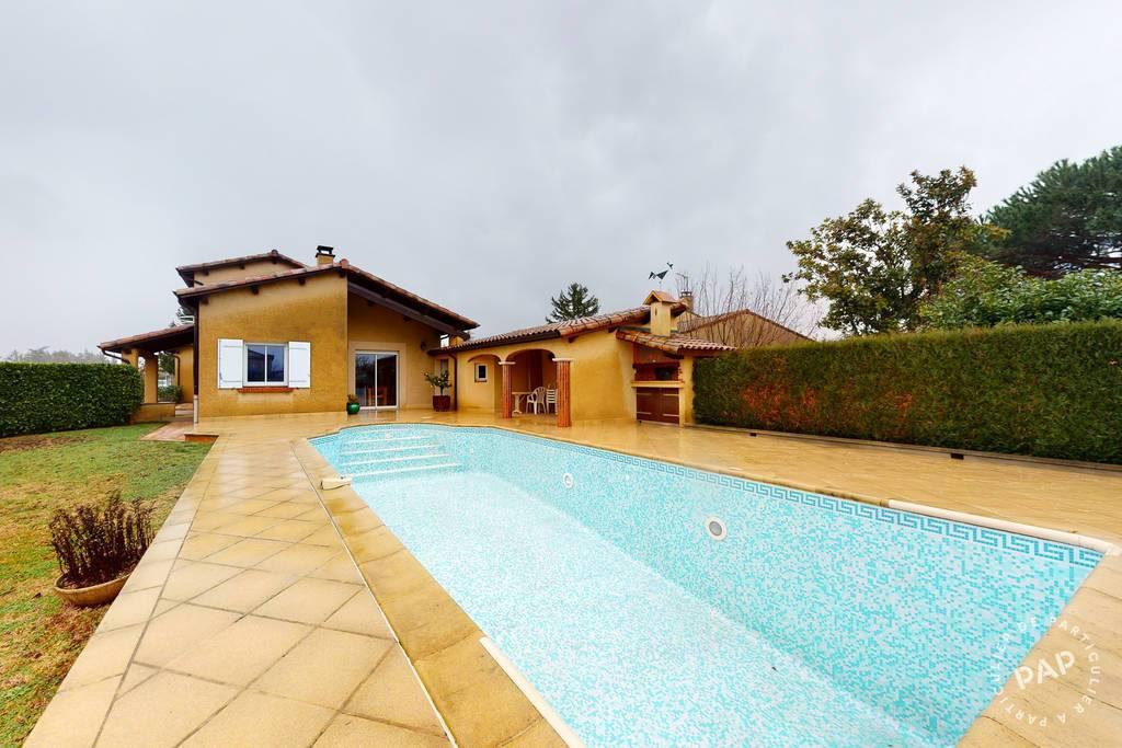 Vente Maison Beaumont-Monteux (26600) 162m² 422.000€