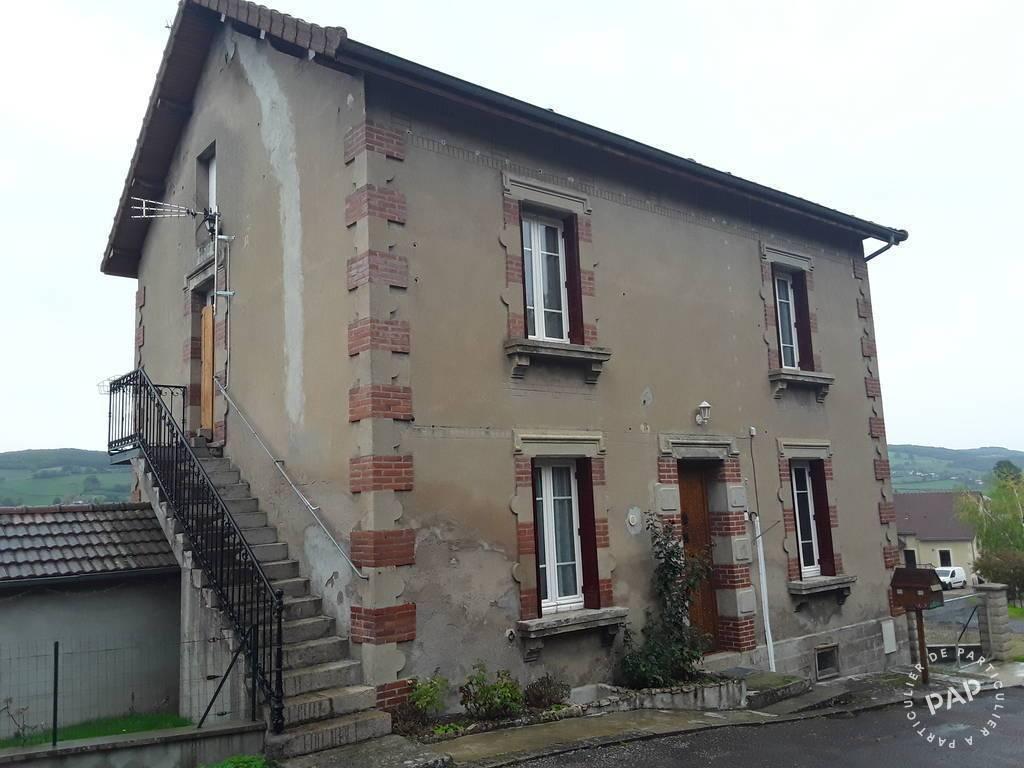 Vente maison 4 pièces Saint-Symphorien-de-Marmagne (71710)