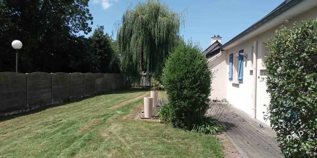 Vente maison 9 pièces Baguer-Pican (35120)