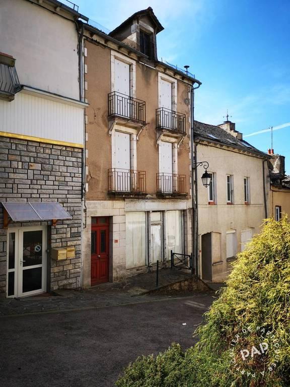 Vente maison 5 pièces Rieupeyroux (12240)