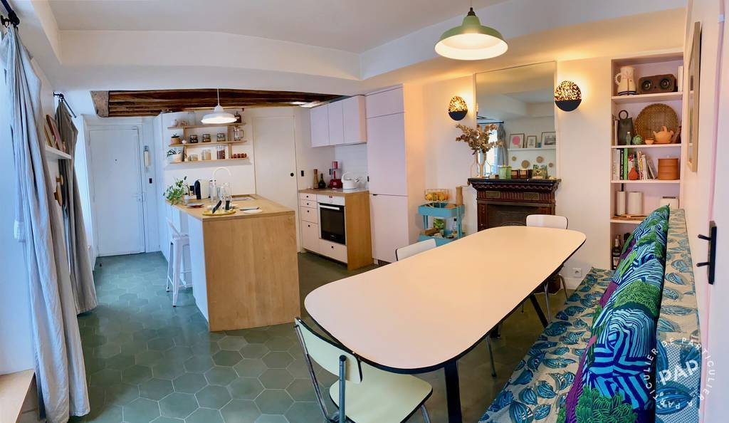 Vente Appartement Paris 10E (75010) 45m² 535.000€