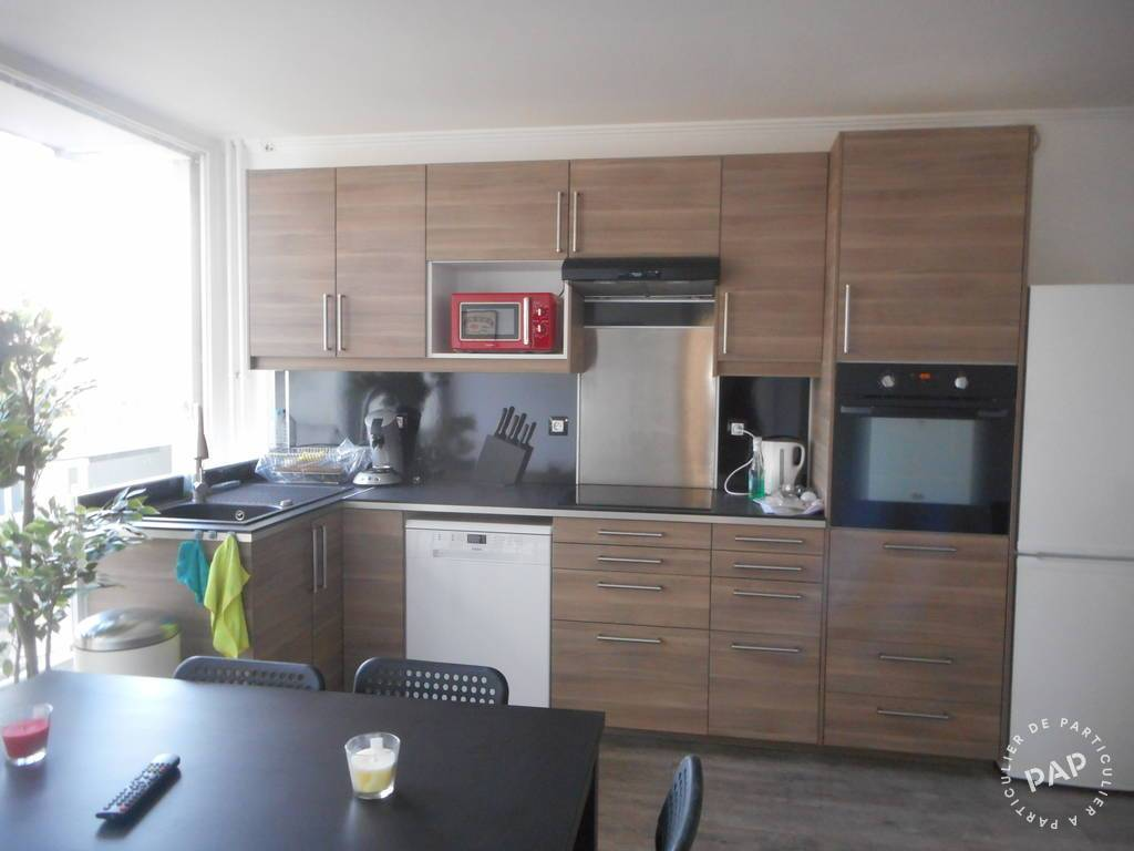 Location appartement studio Cergy (95)