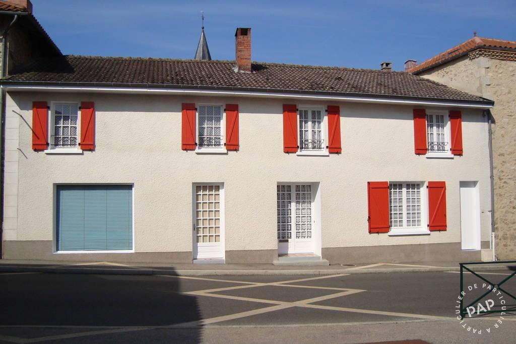 Vente maison 8 pièces Vayres (87600)