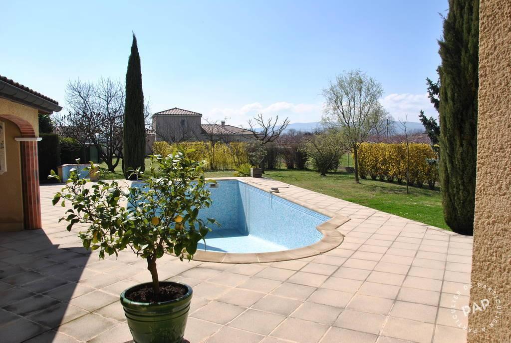 Vente immobilier 422.000€ Beaumont-Monteux (26600)