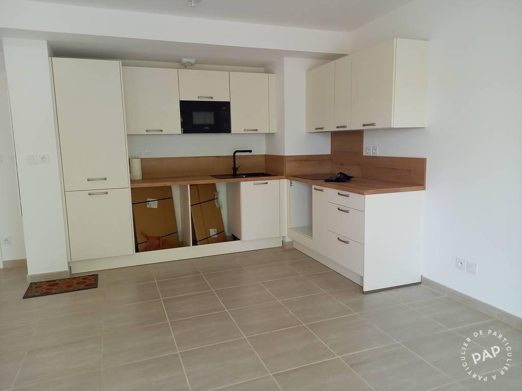 Appartement Neuf - En Rez De Jardin - Saint-Cyr-Sur-Mer 267.000€