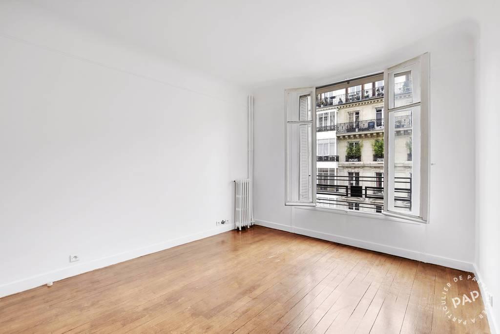 Appartement 516.000€ 43m² Paris 16E