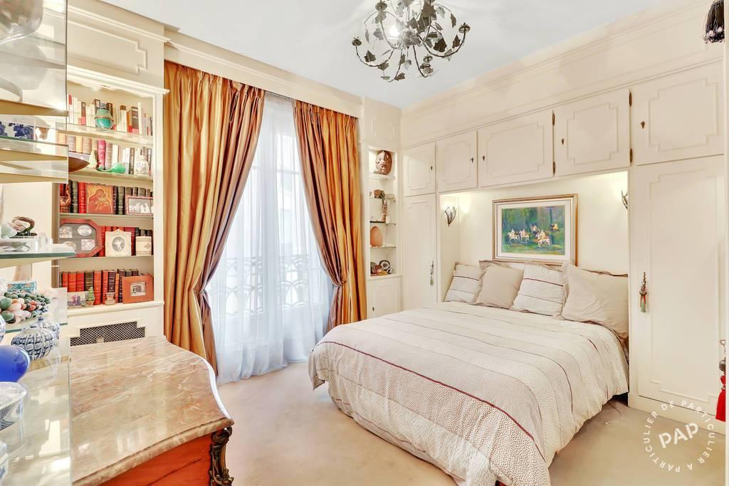 Appartement 1.490.000€ 124m² Paris 16E (75016)