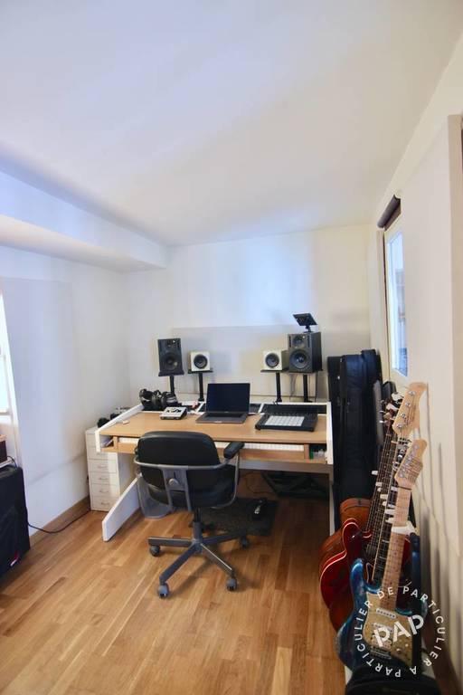 Appartement 535.000€ 45m² Paris 10E (75010)