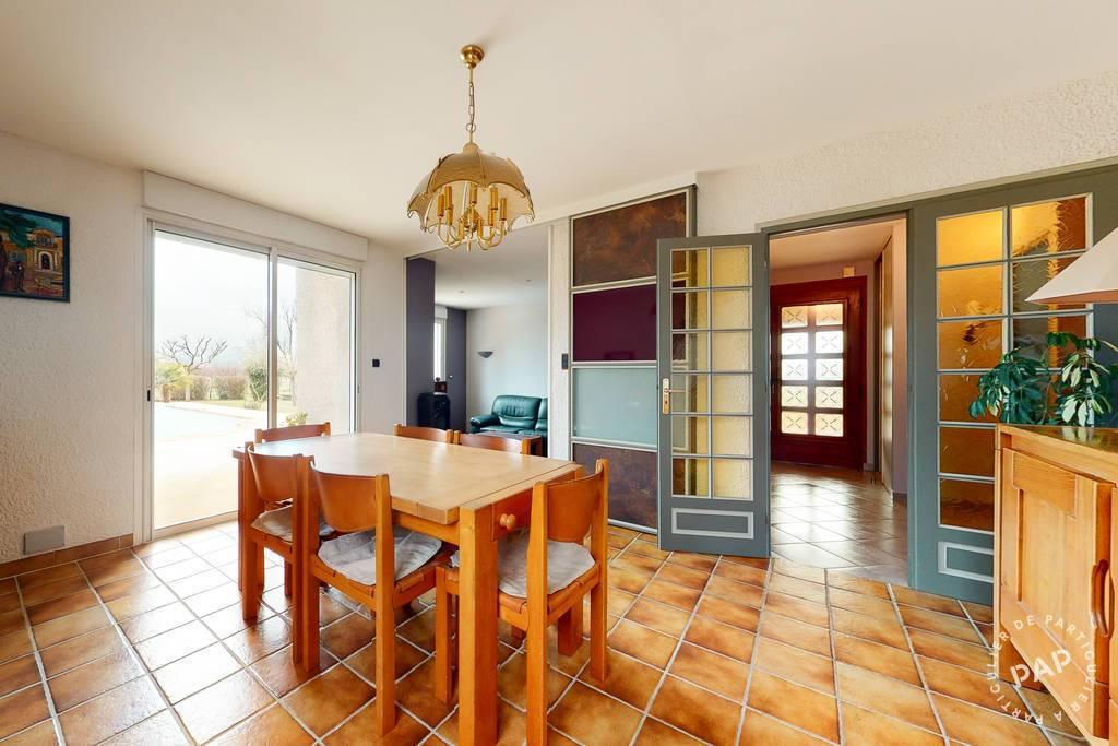 Vente Beaumont-Monteux (26600) 162m²