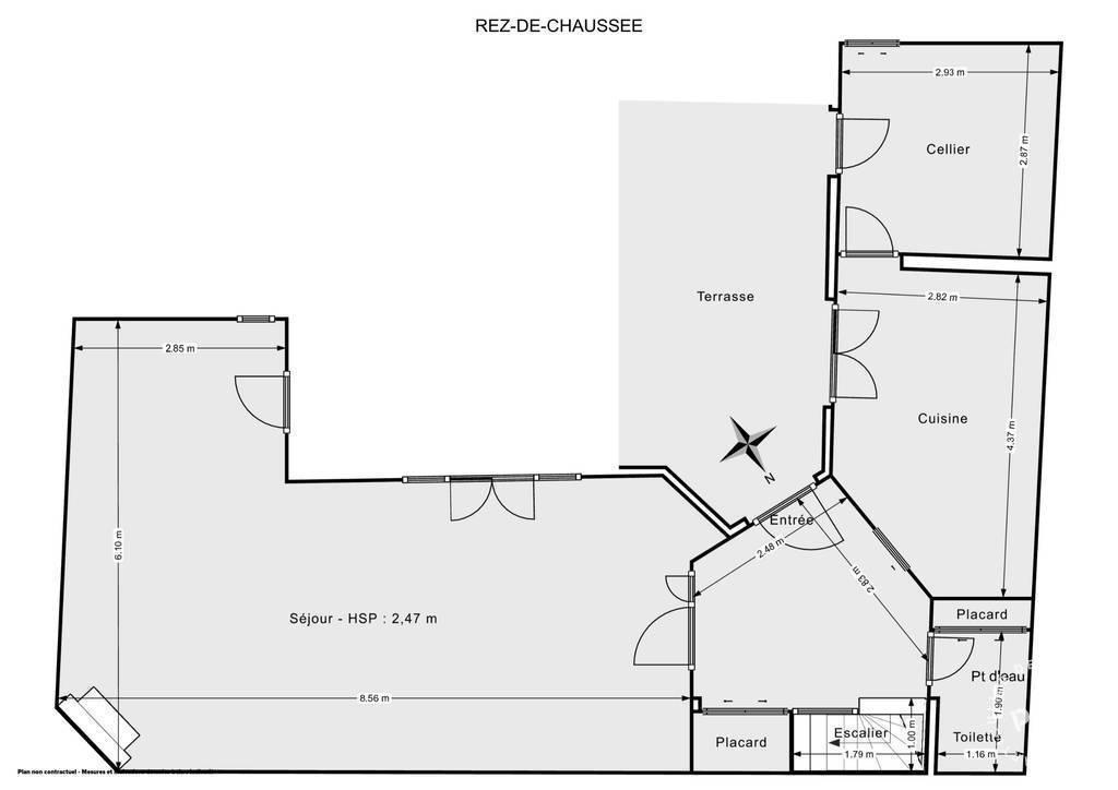 Vente Maison Clamart (92140) 157m² 1.100.000€