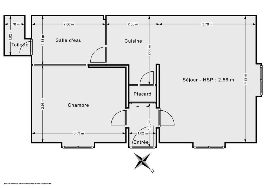 Vente Appartement Herblay (95220) 42m² 185.000€