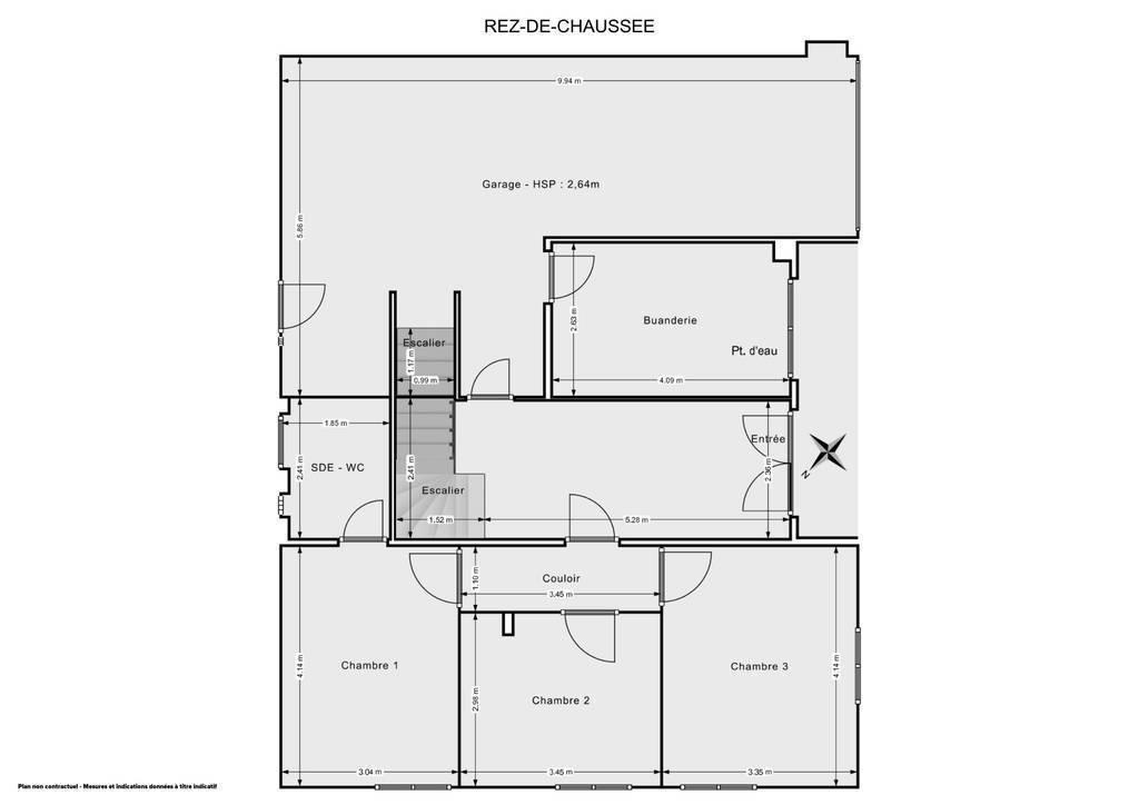 Vente Maison Ancerville (55170)