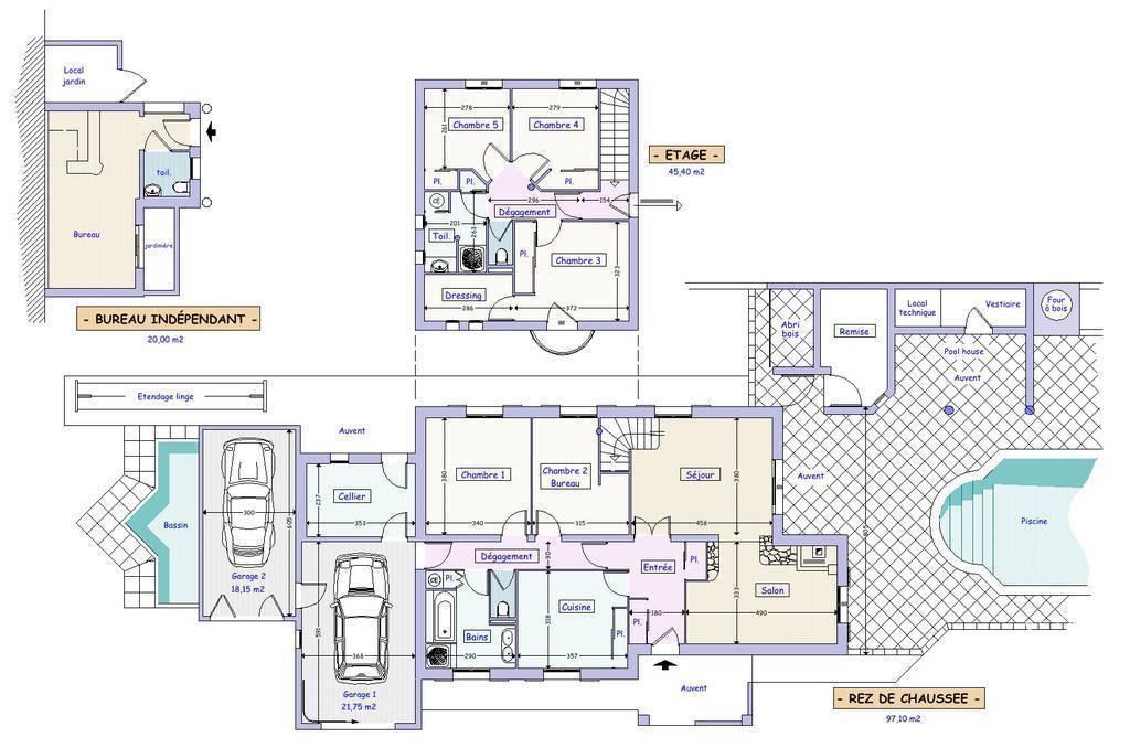 Maison Beaumont-Monteux (26600) 422.000€