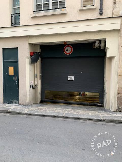 Vente Garage, parking Paris 4E (75004)  39.000€