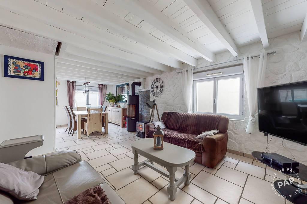 Vente maison 6 pièces La Rochelle (17000)