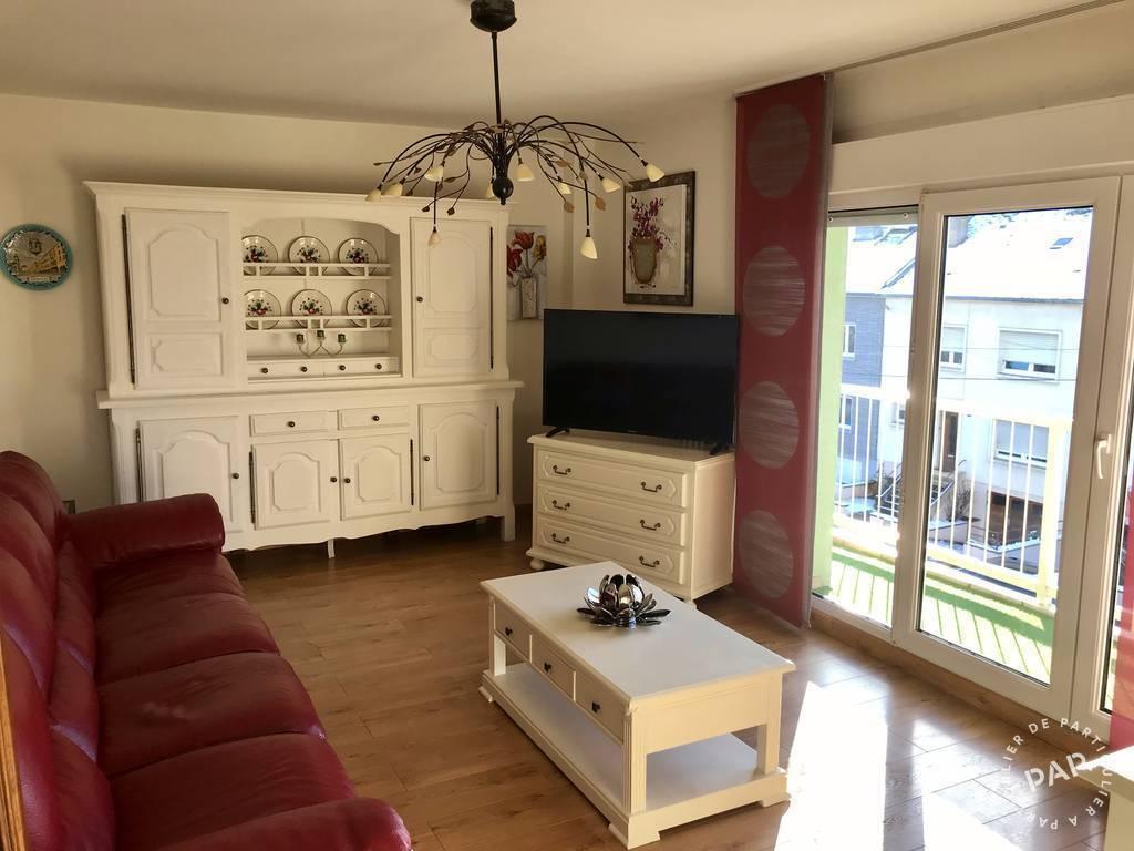 Vente appartement 3 pièces Thionville (57100)