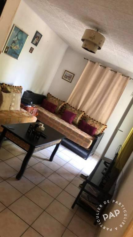 Vente appartement 3 pièces Marseille 13e