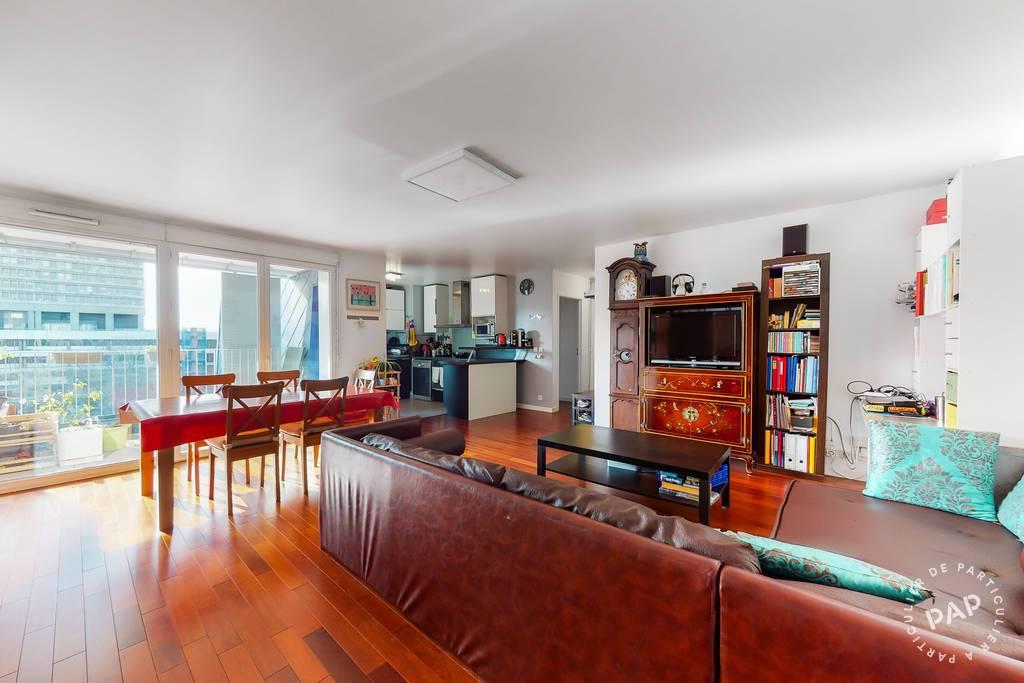Vente Appartement Nanterre (92000) 98m² 580.000€