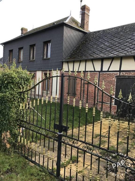 Location maison 4 pièces La Feuillie (76220)