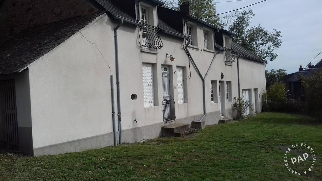 Vente maison 4 pièces Anost (71550)