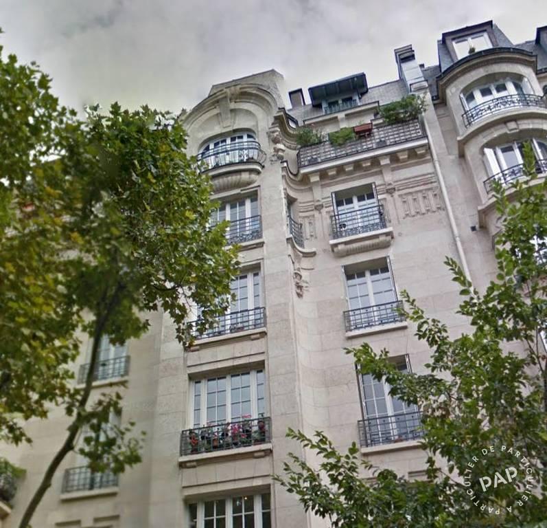 Location maison studio Paris 18e