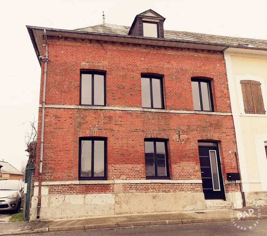 Vente maison 4 pièces Radepont (27380)