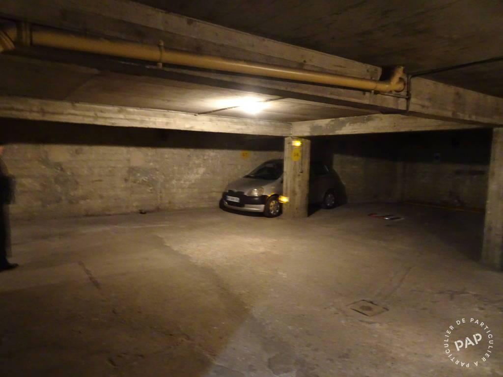 Vente Garage, parking Paris 14E (75014)  14.900€