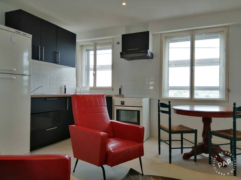 Location appartement studio Saint-Jean-de-la-Ruelle (45140)