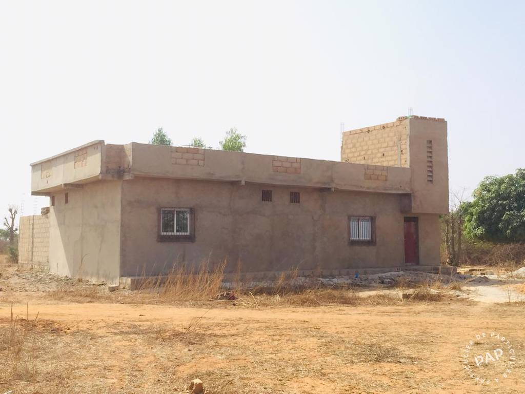 Vente maison 4 pièces Sénégal