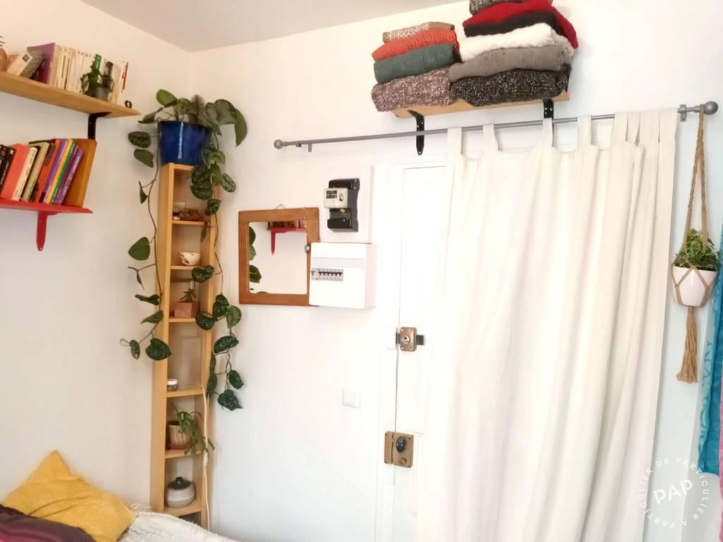 Vente appartement studio Paris 9e