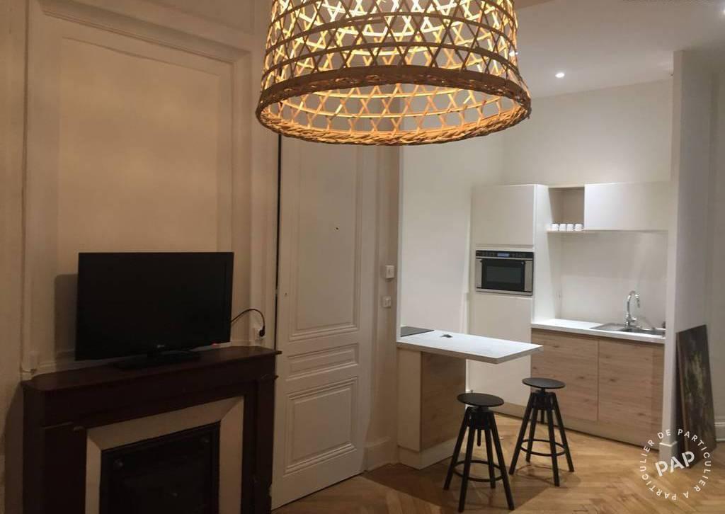 Vente appartement 2 pièces Lyon 2e