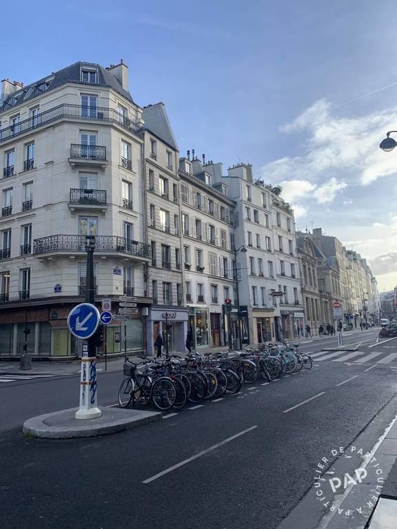 Vente et location Local d'activité Paris 4E (75004) 80m² 250.000€