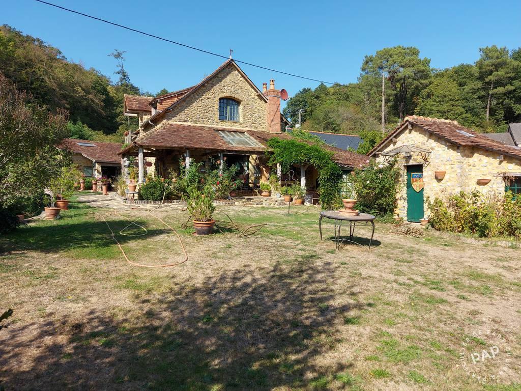 Vente maison 5 pièces Assé-le-Bérenger (53600)