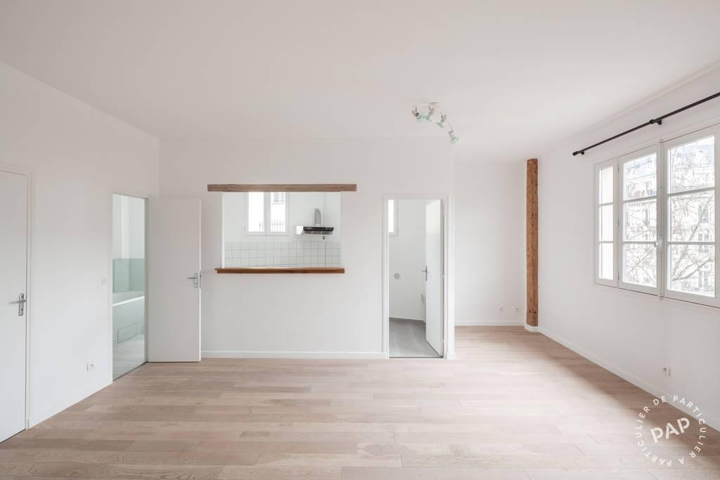 Vente Appartement Paris 11E (75011) 58m² 710.000€