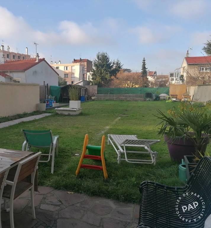 Vente appartement 4 pièces Fontenay-sous-Bois (94120)