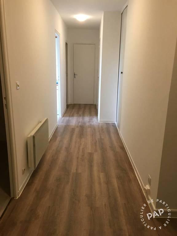 Vente appartement 3 pièces Nogent-le-Rotrou (28400)