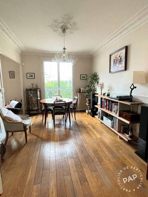 Vente Appartement Paris 20E (75020) 65m² 655.000€