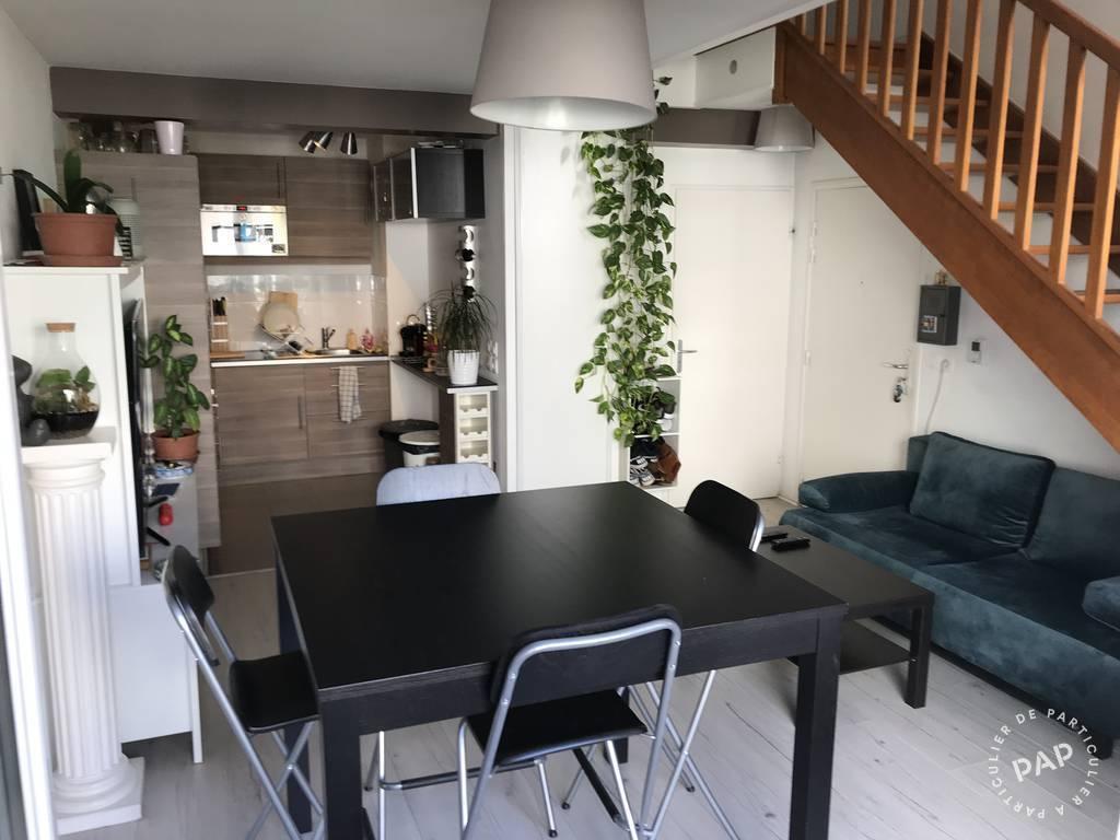 Vente appartement 2 pièces Pantin (93500)