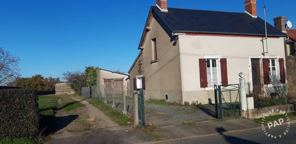 Vente maison 4 pièces Vesdun (18360)