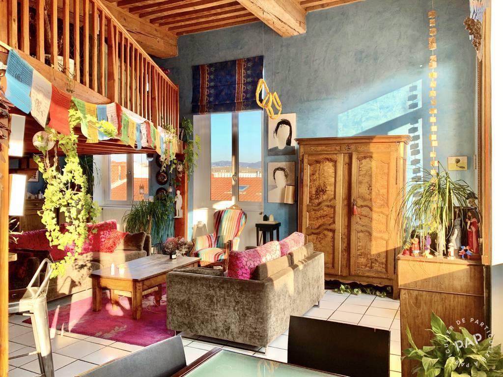 Vente appartement 8 pièces Lyon 4e