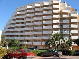 Vente appartement studio Canet-en-Roussillon (66140)