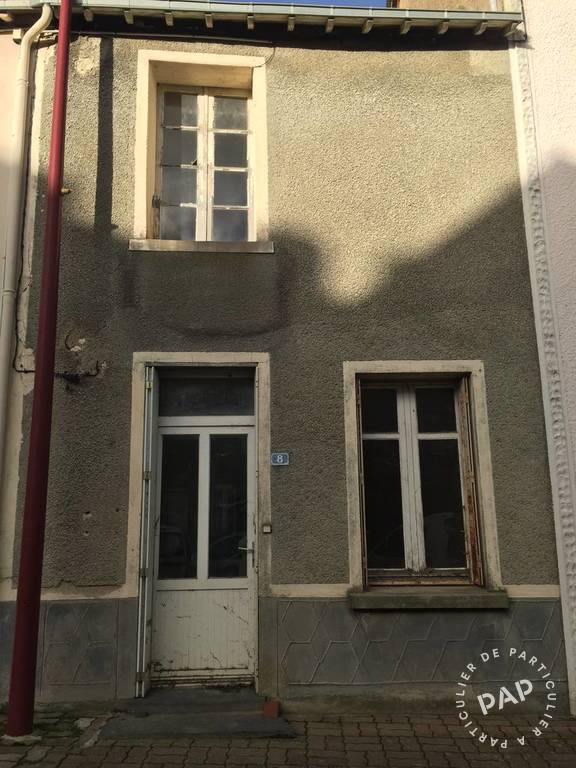 Vente maison 5 pièces Saint-Julien-de-Vouvantes (44670)
