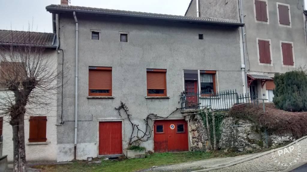 Vente maison 5 pièces Yssingeaux (43200)