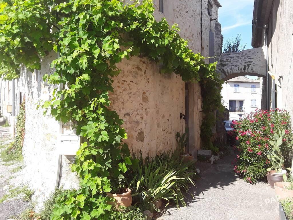 Vente maison 4 pièces Saint-Marcel-d'Ardèche (07700)