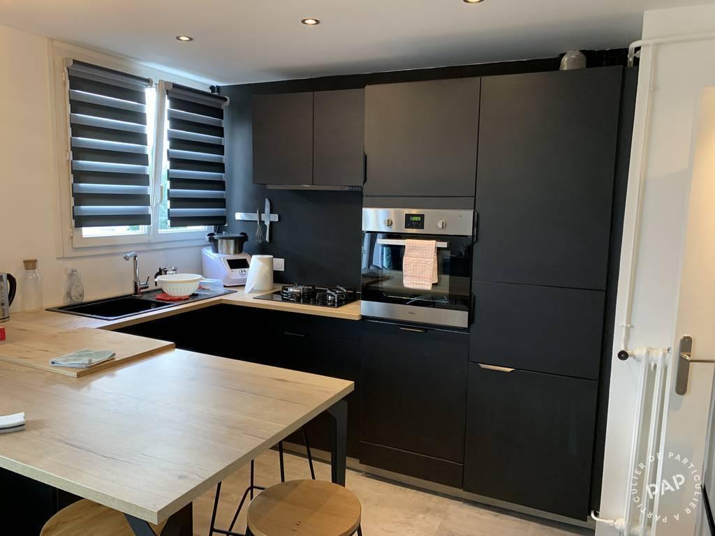 Vente appartement 4 pièces Vannes (56000)