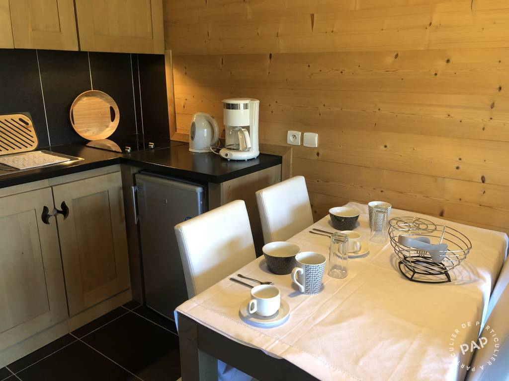 Vente appartement studio Megève (74120)
