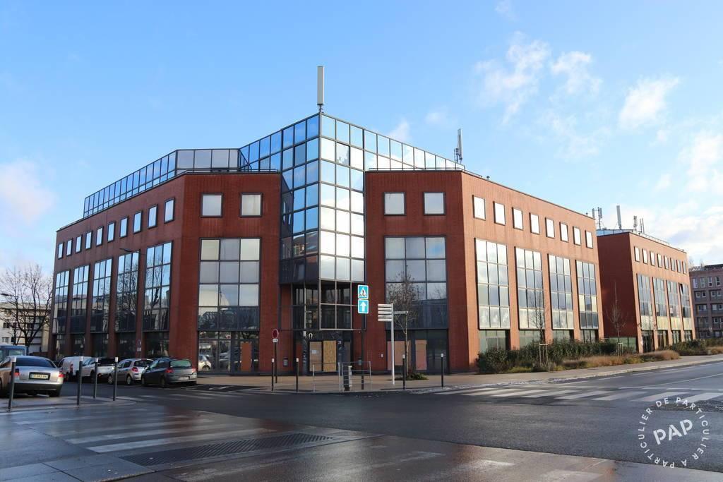 Vente et location Bureaux, local professionnel Cergy (95800) 40m² 605€