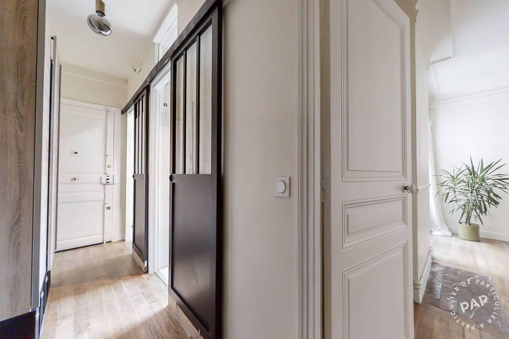 Vente Appartement Clair Et Plein De Charme - Paris 11E 47m² 558.000€
