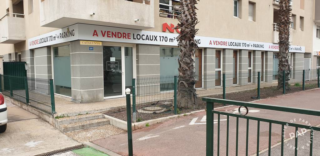 Vente et location Bureaux, local professionnel Perpignan (66100) 140m² 320.000€