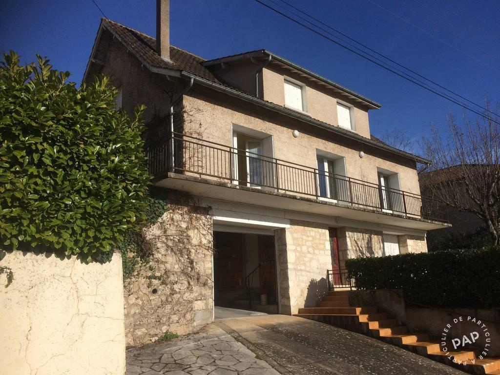 Vente maison 9 pièces Cahors (46000)